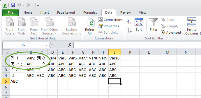 Excel failed to display Japanese characters when opening csv